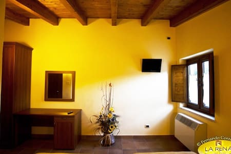 Camera Matrimoniale - Anagni - Bed & Breakfast