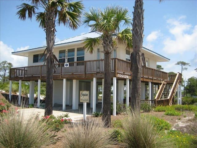 Cape San Blas Gulf and Bay Access