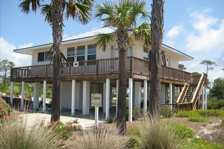 Cape San Blas Gulf and Bay Access - Port Saint Joe - Dom