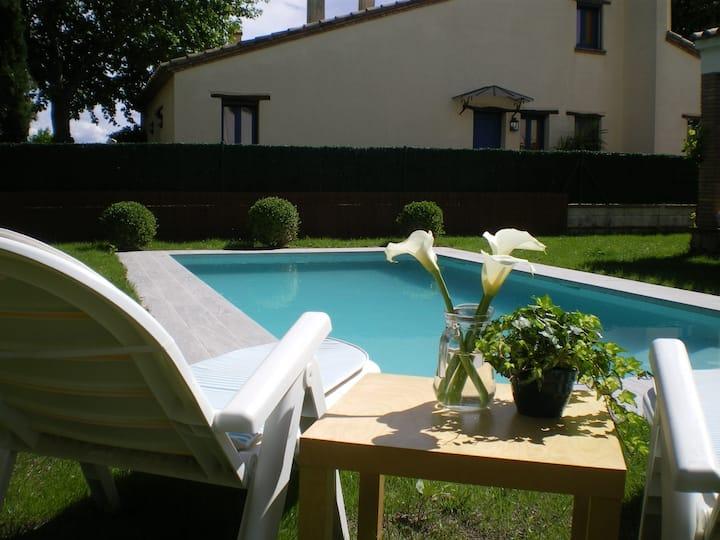 Agua Marina. Wifi gratis - piscina privada
