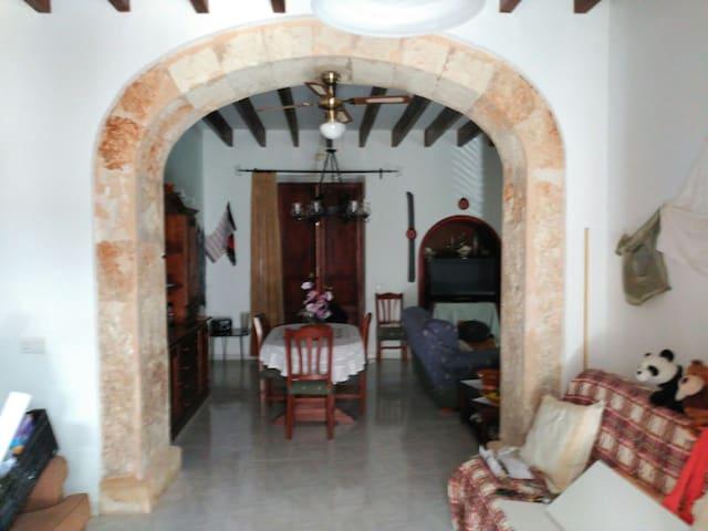 Bonita casa mallorquina en Sineu