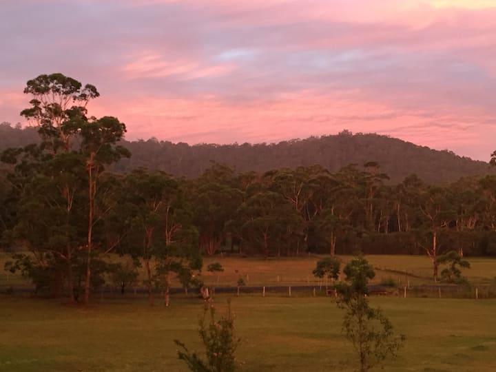 Wandandian rural tranquility