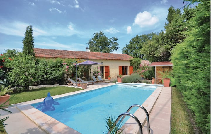 Amazing home in Tulette with WiFi and 4 Bedrooms