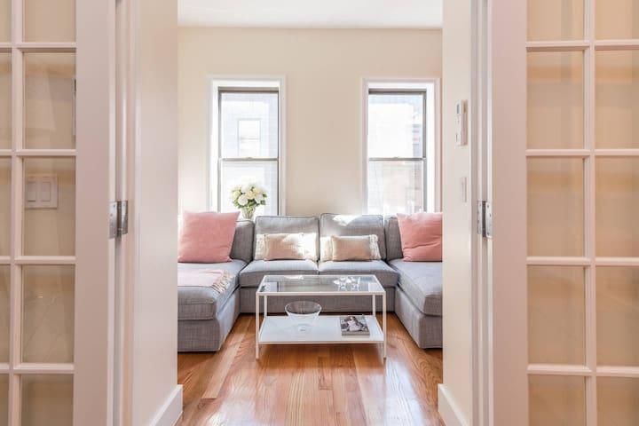 Prime Manhattan Apt -New & Spacious - New York - Appartement
