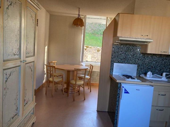 Studio cosy au cœur du Morvan
