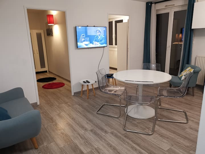 Appartement Cosy Cergy-Préfecture