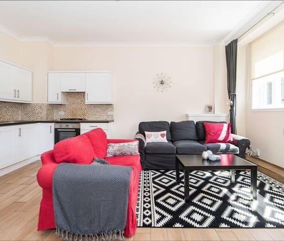 Beautiful apartment Edinburgh