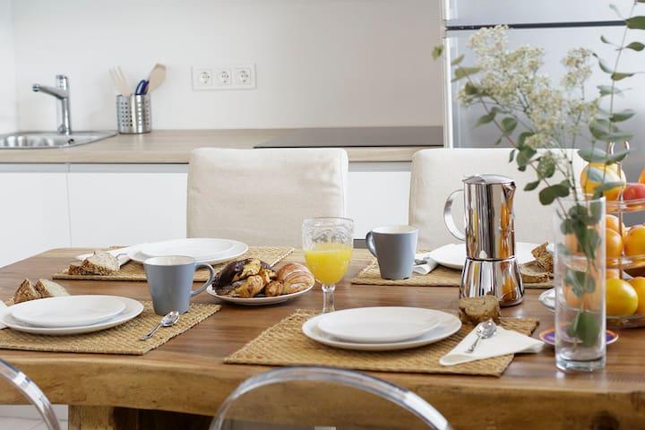 GANEXA HOME  /Ekialde - Zarautz - Daire