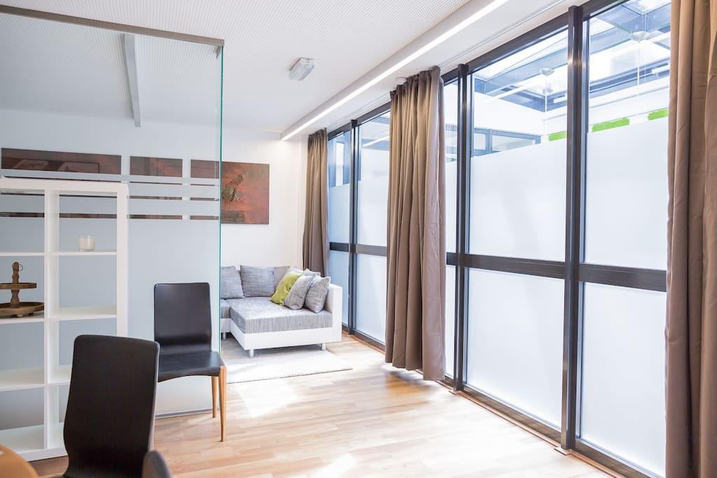 salzburg city apartment plus 105qm 6 p 2 p apartments for rent in salzburg salzburg austria. Black Bedroom Furniture Sets. Home Design Ideas