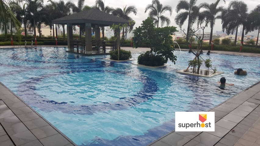 Sun Staycation - Quezon - Condominio