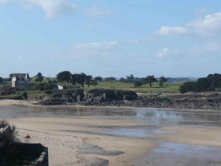 Sur la dune en Bretagne