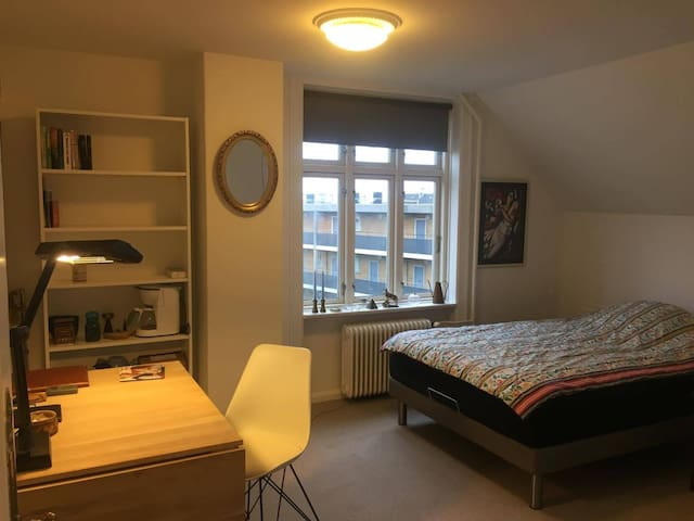 Cozy and quiet room - in the heart of Copenhagen