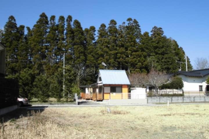 一戸建て、2泊3日で、田舎をのんびり楽しむ☆ ペット可・50M高速WiFiでテレワークもできちゃう!