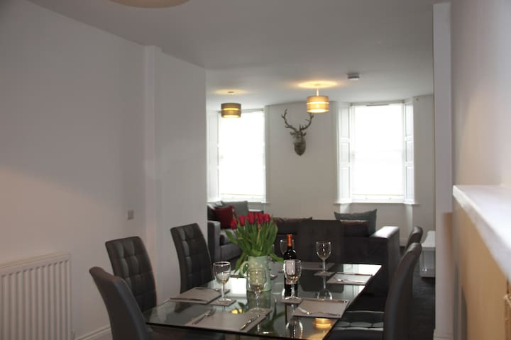 Musselburgh High St 4 - two bedroom apartment