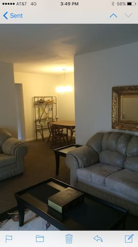 Fully Furnished Furnished 2Bedroom - Allentown - Apartamento
