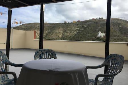 Habitación a 500 Mts de la playa La Laja - Las Palmas de Gran Canaria - Rumah