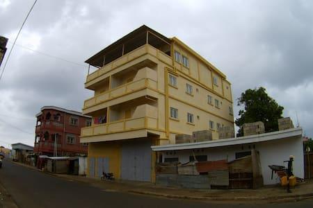 Appartement en plein centre ville de Diego Suarez