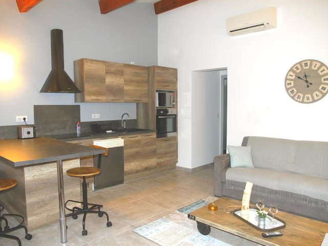 Appartement-Standard-Douche-Terrasse-T2