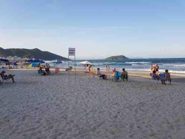 Departamento a 50 m del mar en Palmas do Arvoredo