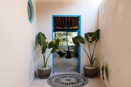 Casa Cocos - Bungalow en La Ropa