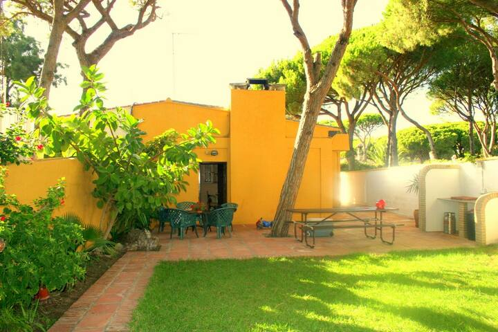 Secluded Paradise by La Barrosa Beach - Chiclana de la Frontera - Chalet