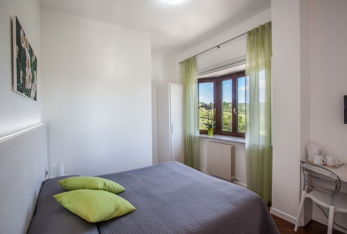 Double bedroom, panoramic terrace, relax - Ancona - Villa