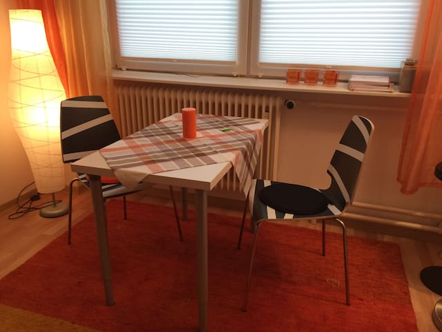 Sweet 2 room Flat - Wiesbaden - Byt