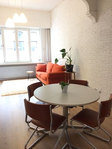 Charming vintage house in city centre - Anvers - Casa