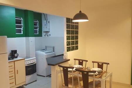 Encantador 1 dorm con wi-fi, Catete - Rio de Janeiro - Apartamento
