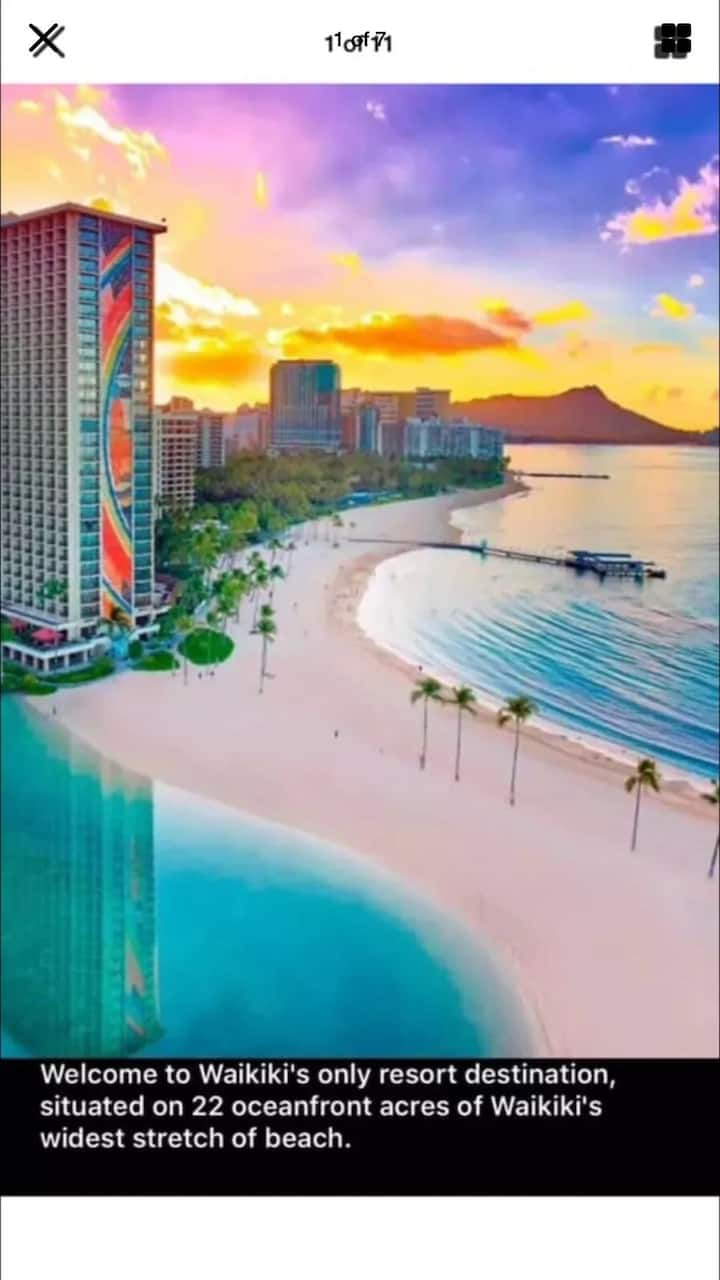 Hilton Hawaiian Village-Lagoon Tower Studio