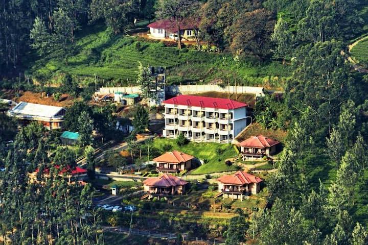 Aranyaka Resorts-Deluxe Room