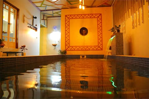 Fun Pool Villa * Swimming Pool with Mist System