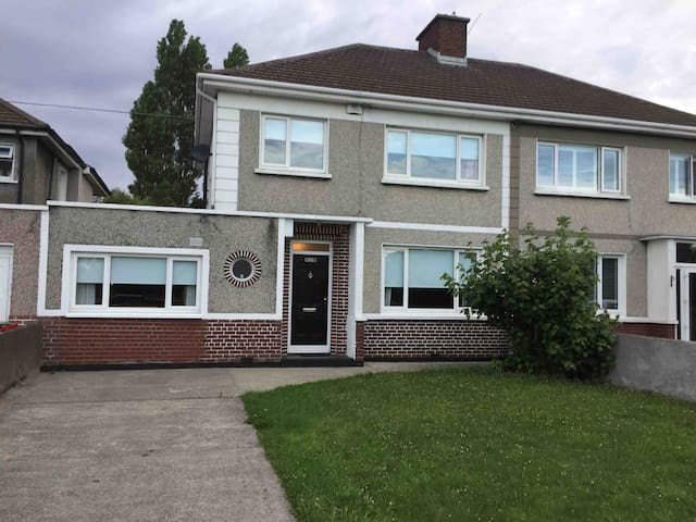 A Large House 3 miles from Dublin City Centre