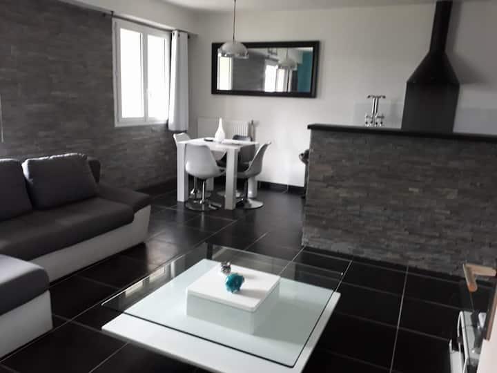 Appartement F2 proche centre ville de Blois