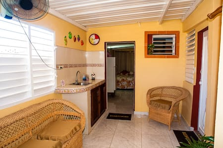 *.*Pleasant Flat with Terrace in Varadero Beach*.*