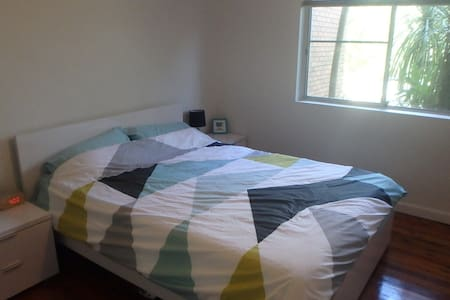 Private Queen Bedroom in Lewisham - Lewisham - 公寓