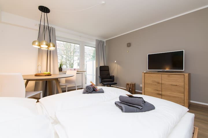 Luxus Appartement Nr. 11 mit Balkon