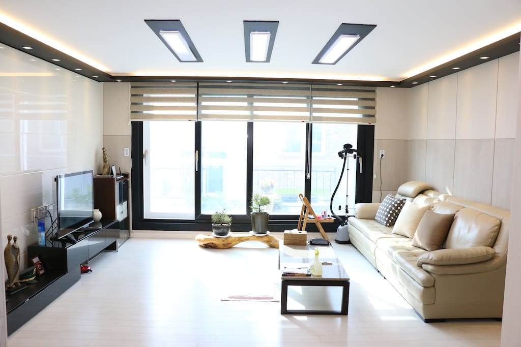 Living room of Lake n hill 거실
