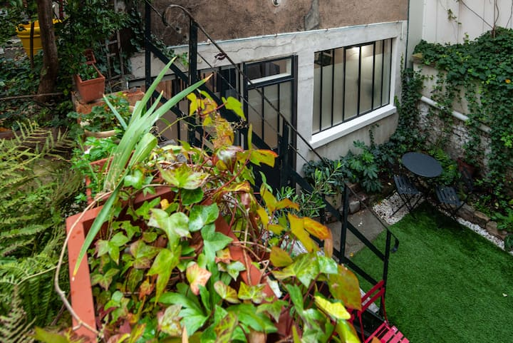 Architect House - Secret Garden - Paris 15 & 6