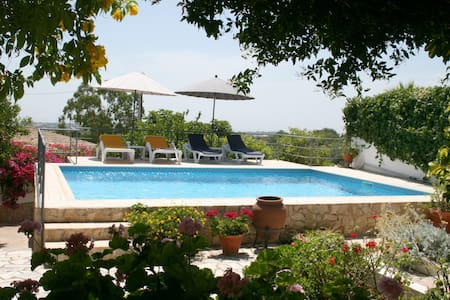 Lovely countryside villa with pool - Vila Nova de Cacela - Huvila