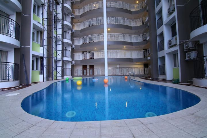 Studio Apartment by the airport - Nedumbassery