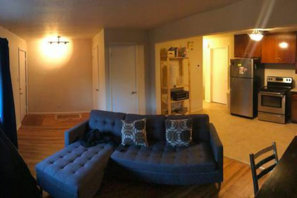 Living Room - Another Angle