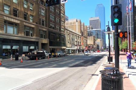 Luxury High Rise In Downtown Dallas - Ντάλας - Διαμέρισμα