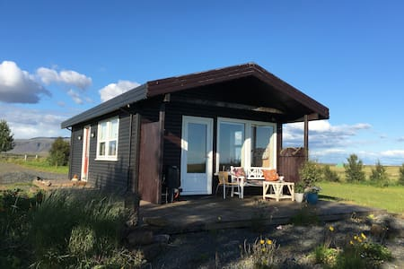 MÓAKOT- Ideal for birdwatching and enjoying nature - Selfoss - Yurt