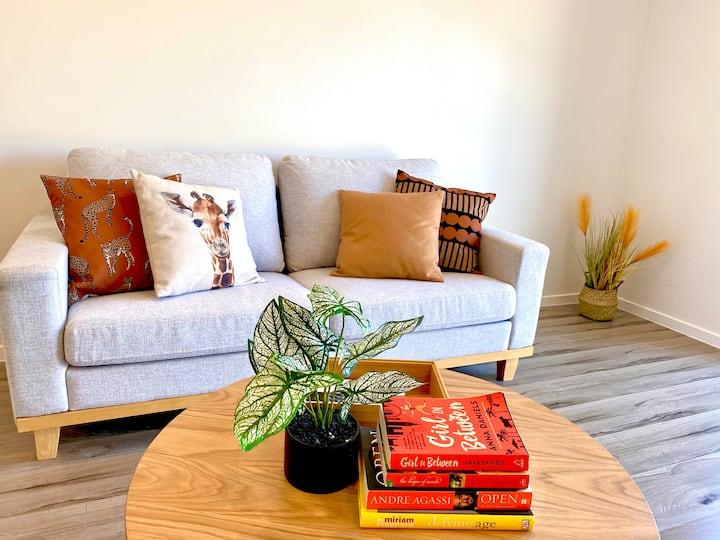 Stylish brand new apartment-2 bedrooms