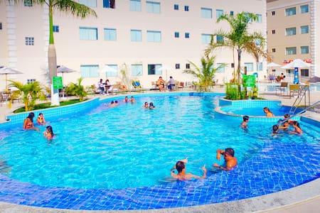 Top Apartment for Rent in Caldas Novas