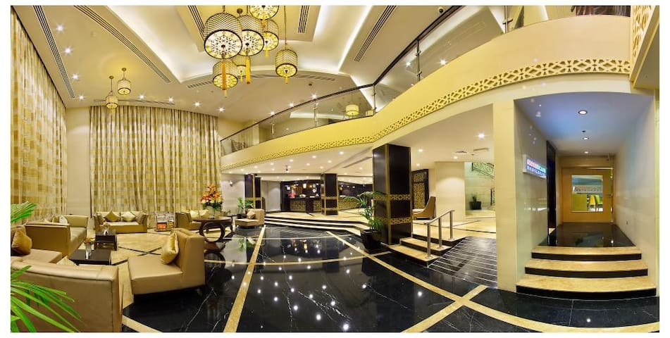 Budget 4 star hotel with excellent location