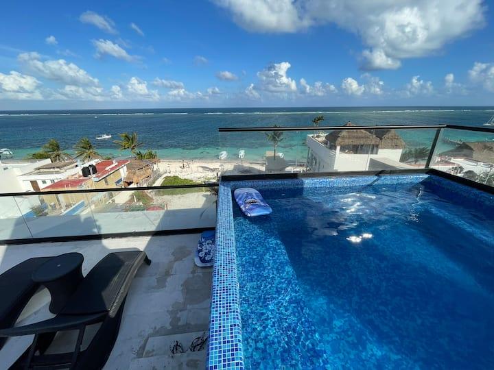 Ocean View - Casa Gonzalez - Amazing rooftop