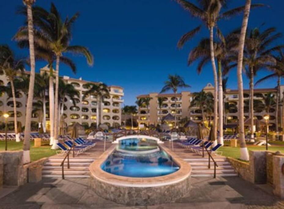 Worldmark by wyndam timeshare condo apartments for rent in san jos del cabo baja california - San jose del cabo ...