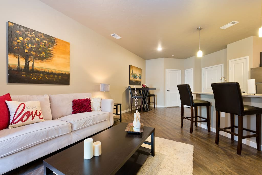 Brand New One Bedroom Close To Downtown Service Apartments Zur Miete In Boise Idaho